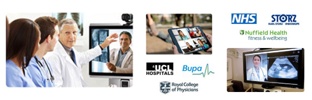 Video Healthcare Solutions and VideoCentric Healthcare Customers