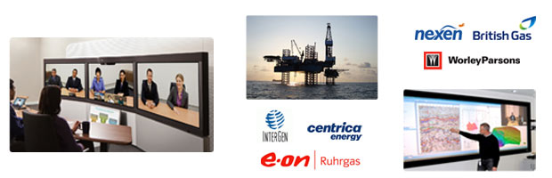 Video Conferencing Solutions for the Oil and Gas Industry