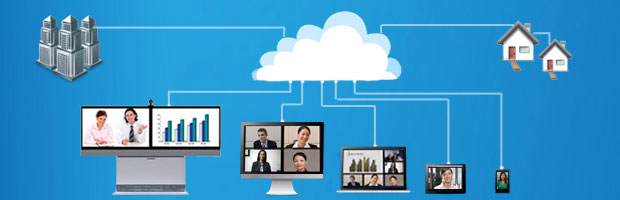 Cloud Video Conferencing