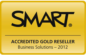 SMART Gold Accredited Reseller